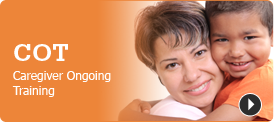 Caregiver Ongoing Training